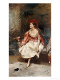 After the Ball Giclee Print by Raimundo De Madrazo Y Garreta