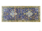 Safavid Cuerda Seca Tile Panel Prints