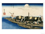 Yodo River Posters by Ando Hiroshige
