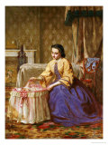 The First Toy Giclee Print by Ernest Gustave Girardot