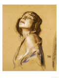 Salome Giclee Print by Franz von Stuck
