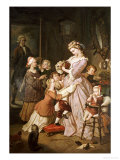Lotte (Werther's Leiden) Giclee Print by Wilhelm Von Kaulbach