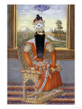 Portrait of Sultan Fath Ali Shah Qajar Prints