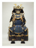 Fine Edo Period Armour Prints