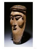 A Rare Suku Circumcision Mask, Kakunga Prints