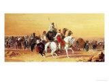 An Arab Caravan Posters by John Frederick Herring I