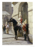 Horseguards, Whitehall Giclee Print by Otto Eerelman