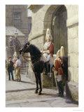 Horseguards, Whitehall Giclee Print by Otto Eerelman