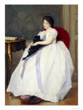 The Confidante Print by Gustave De Jonge