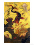 Poissons et Crustacaes, circa 1902 Poster von Paul Ranson