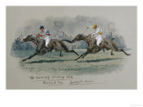 The University Challenge Whip, Feb 1909. W. G. Longe (Early 20th Century) Giclee Print by W.g. Longe