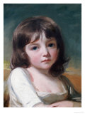Portrait of a Girl Giclee Print by George Romney