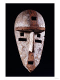 An Aduma Mask, Mvundi Prints