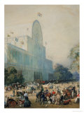 The Inauguration of the Crystal Palace, 1851 Prints by Eugene Louis Lami