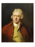 Portrait of Sir Richard Arkwright (1732-1792) Posters by Joseph Wright of Derby