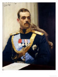 Portrait of Grand Duke Mikhail Aleksandrovich, 1901 Reproduction procédé giclée par Ilya Efimovich Repin