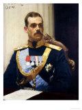 Portrait of Grand Duke Mikhail Aleksandrovich, 1901 Giclee Print by Ilya Efimovich Repin