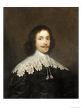 Portrait of a Gentleman Giclee Print by Cornelius Johnson