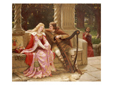 The End of the Song, 1902 Reproduction proc&#233;d&#233; gicl&#233;e par Edmund Blair Leighton