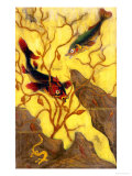 Poissons, and Crustaces, 1902 Prints by Paul Ranson