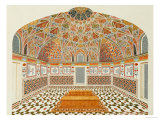 Interior of the Tomb of et ahmadowlah, Agra School, circa 1815 Giclee Print