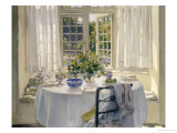 The Morning Room, 1916 Premium Giclee Print by Patrick William Adam