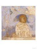 Le Regard, circa 1910 Posters by Odilon Redon