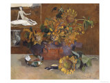"Still Life with ""L'Esperance"", 1901 Giclee Print by Paul Gauguin"