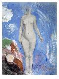 Eve Poster by Odilon Redon