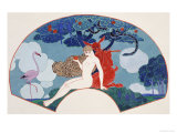 Eve Giclee Print by Georges Barbier