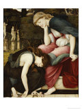 Patience on a Monument Smiling at Grief Giclee Print by John Roddam Spencer Stanhope