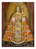 Our Lady of the Conception Giclee Print by Domingo Vidal