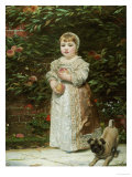 Peaches Giclee Print by James Sant