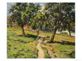 Pathe at Damiette, circa 1886 Prints by Armand Guillaumin