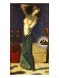 Dancing Salome Giclee Print by Franz von Stuck