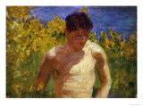 Johnny Jackett Prints by Henry Scott Tuke