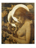 The Haloes, 1894 Giclee Print by Louis Welden Hawkins