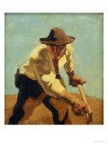 Der Macher, circa 1921 Premium Giclee Print by Albin Egger-lienz