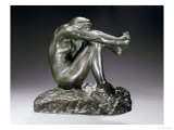 Dispair, Giclee Print by Auguste Rodin