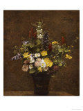 Wild Flowers Prints by Henri Fantin-Latour