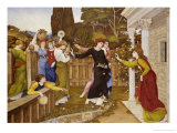 The Shulamite, circa 1882 Giclee Print by John Roddam Spencer Stanhope