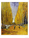 The Elysian Fields, c.1888 Giclee Print by Vincent van Gogh