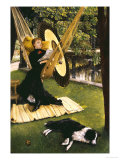 The Hammock Posters by James Tissot