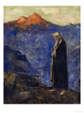Moses Posters by Lesser Ury