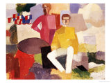 The Fourteenth of July Giclee Print by Roger de La Fresnaye