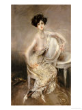 Portrait of Rita de Acosta Lydig, 1911 Prints by Giovanni Boldini