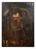 The Lost Child Poster by Arthur Hughes