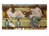 Apples, 1875 Giclee Print by Albert Joseph Moore