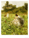 Summer's Delight, 1899 Giclee Print by Hermann Seeger