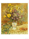 Vase of Flowers Giclee Print by Georges Lemmen